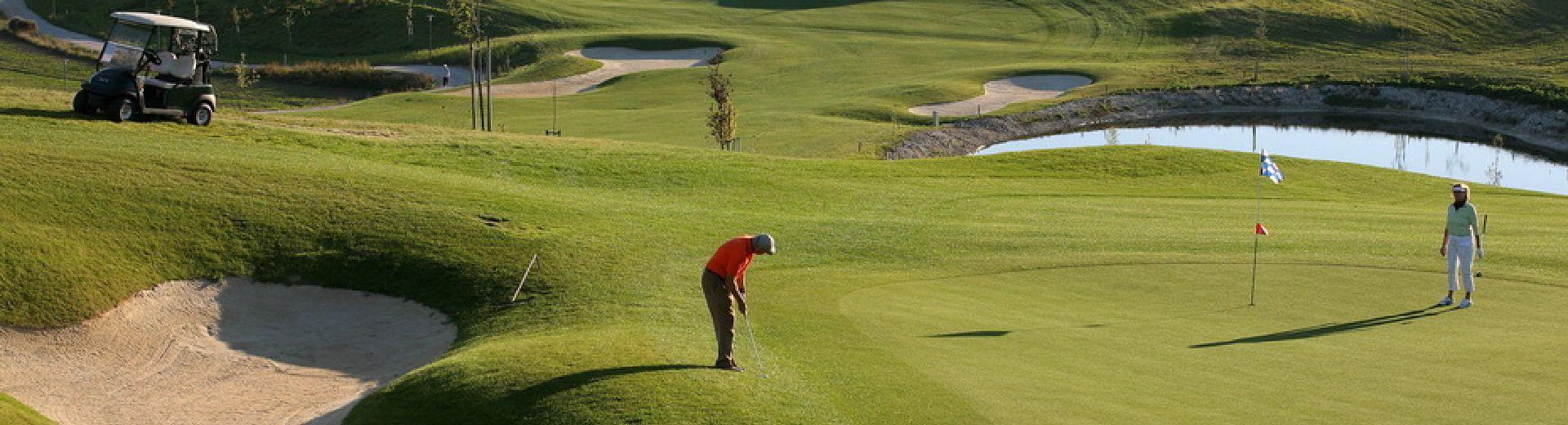 Golfclub Sonnberg-Kobernausserwald