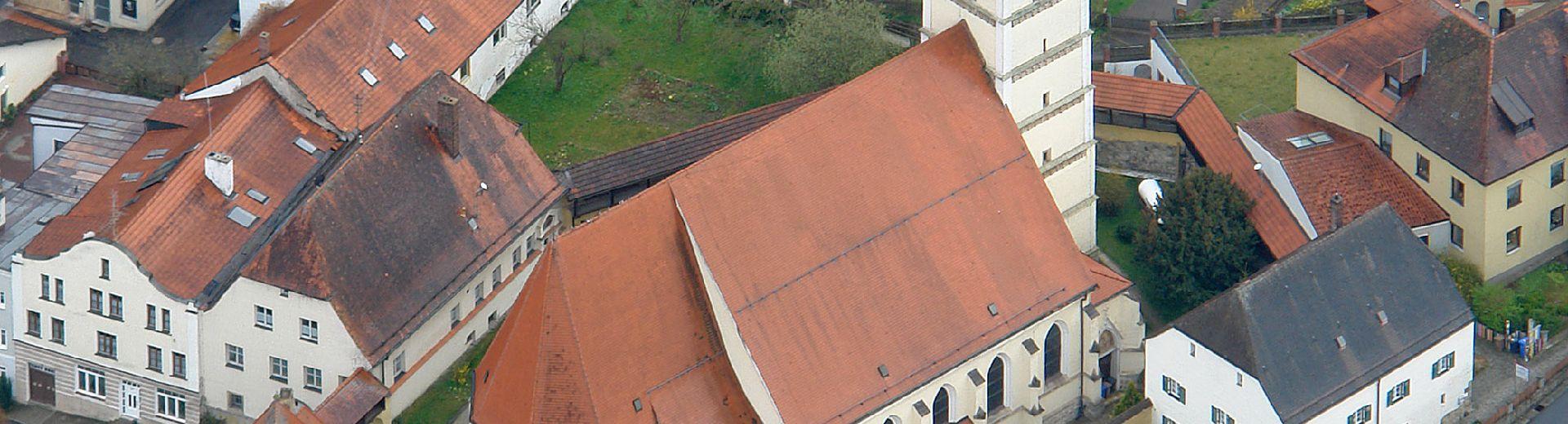 Wehrkirche Kößlarn